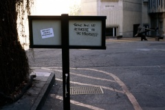Untitled, Braamfontein, 2009
